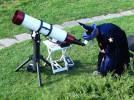 Lunt LS 230 THa a hvězdář